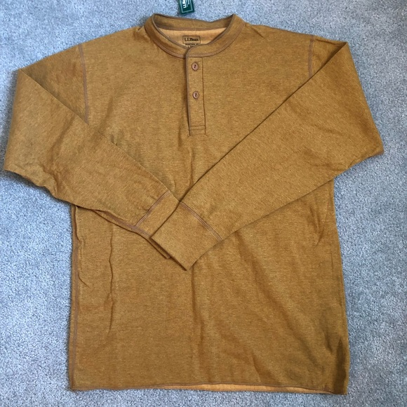 001edf69a L.L. Bean Shirts | Ll Bean Long Sleeve Henley Shirt | Poshmark